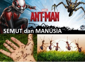 ANTS AND MAN