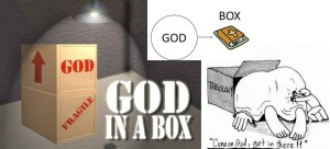 God in a box theme